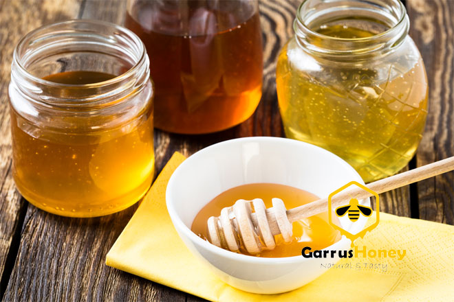 رنگ عسل طبیعی