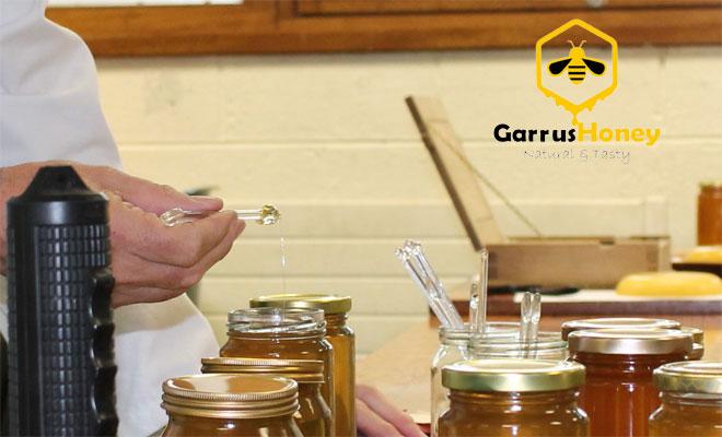 برگه آزمایش عسل