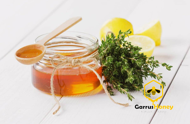 عسل طبیعی آویشن